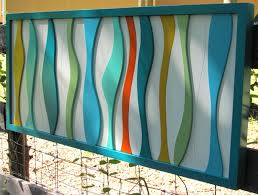 How To Make Mural Art At Home by Best 25 Outdoor Wall Art Ideas On Pinterest Outdoor Art Garden