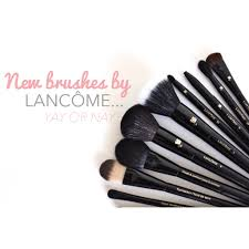 new lancome brushes yay or nay najla kaddour