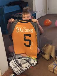 this kid had his birthday a table for seven happy 7th birthday baron