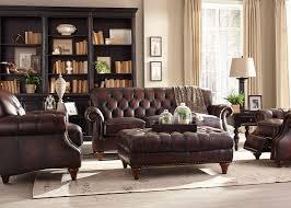 Modern Tufted Leather Sofa by Decoration Tufted Leather Sofa Home Decor Ideas