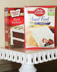 parsimonious swank red velvet mini cakes