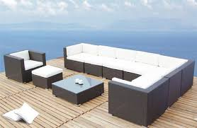 Caluco Patio Furniture Homethangs Com Has Introduced A Guide To Diy Outdoor Sectional Sets