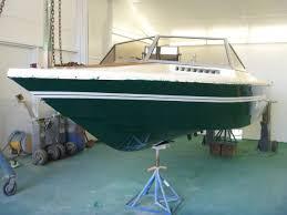 awlgrip paint new graphics new swim deck starboard marine