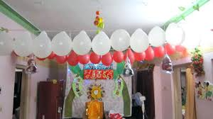 birthday decoration ideas at home images simple decorating of