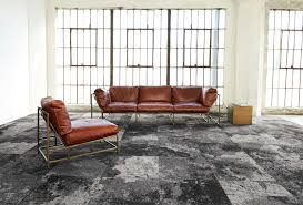 vibrant sustainable carpet is the name of the game at bentley