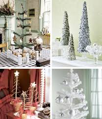 table top decoration ideas 41 beautiful tabletop christmas trees digsdigs