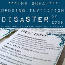 Diy Wedding Invites How To Avoid Disaster When Making Your Own Wedding Invitations