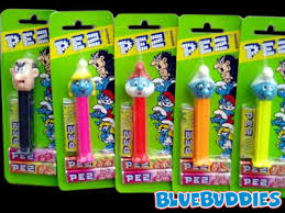 where to buy pez candy smurf pez smurf pez series 2 series 2 smurf pez dispensers