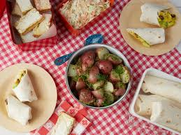 throw a memorial day picnic fn dish behind the scenes food