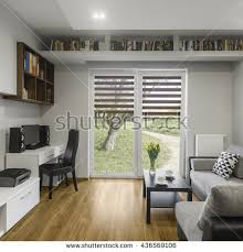 Modern Blinds For Living Room Window Blinds Stock Images Royalty Free Images U0026 Vectors