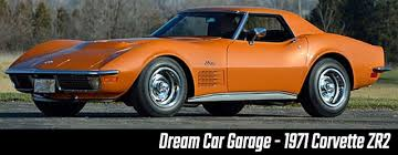 corvette zr2 garage 1971 corvette zr2