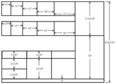 Amazing Ideas Standard Kitchen Cabinets Interesting Decoration - Standard kitchen cabinet height