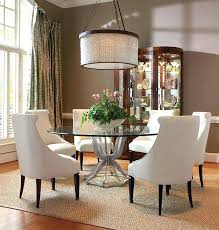 Round Dining Room Tables For 4 by Dining Table Set Round Glass U2013 Zagons Co