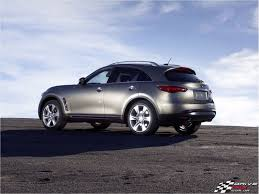 2009 infiniti fx50 long term road test maintenance catalog cars