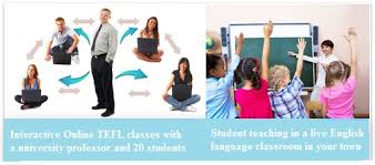 best online class what are the advantages of online tefl courses compared to in