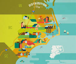 Fayetteville Nc Zip Code Map by Coastal Beverage Co