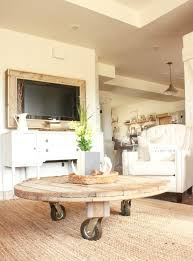 Wire Spool Table 13 Wooden Spool Ideas To Add Rustic Charm To Your Home