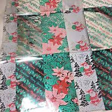 mylar wrapping paper vintage foil paper wrap ebay