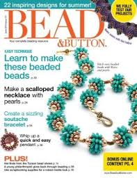 the 42 best images about beaded magazine on pinterest english