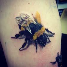 bee tattoos 15 cool bee tattoo designs