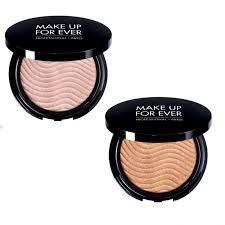 Professional Makeup Artist Lighting Make Up For Ever Pro Light Fusion Highlighter Beautyhaulindo