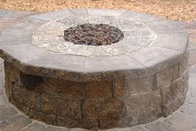 Diy Gas Fire Pit Table by How To Diy Gas Firepit U2014 Home Fireplaces Firepits