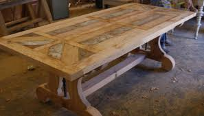 Large Rustic Dining Table Dining Room Rustic Dining Room Sets Entertain Rustic Oak Dining