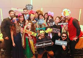 photo booths for weddings 5 reasons why indian couples must a photo booth at their