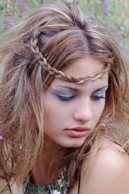 headbands that go across your forehead best 25 hippie headband hairstyles ideas on
