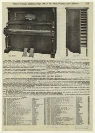 player piano roll cabinet 19 best player pianos images on pinterest piano pianos and rolls