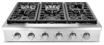 Wolf Gas Cooktops Wolf 36 Gas Cooktop Houzz
