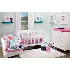 Walmart Crib Bedding Sets Disney Ariel Sea Treasures 3 Crib Bedding Set Walmart