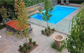 pool landscape design plans pool area landscape design ideas