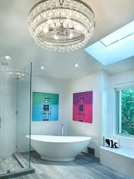 home interiors company catalog bathroom chandeliers ideas bathroom with glass chandelier home