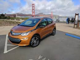 first chevy the electrek review 2017 chevy bolt ev is the first plug in for