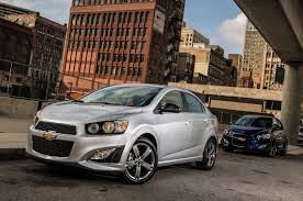 2014 Chevy Monte Carlo 2014 Chevrolet Sonic Dusk Rs Sedan Added To Lineup Automobile