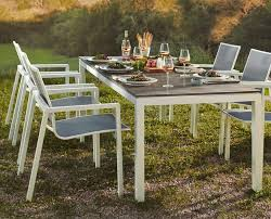 powder coated aluminum outdoor dining table 13 best outdoor furniture images on pinterest nordic design