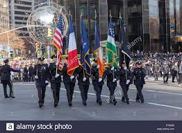 thanksgiving columbus nypd band stock photos u0026 nypd band stock images alamy