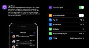 iphone themes that change everything we have native night modes now but what about dark themes phonedog