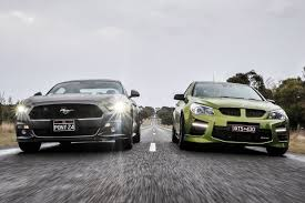 america misses the ford ranger the fast lane car hsv gts vs ford mustang gt motor