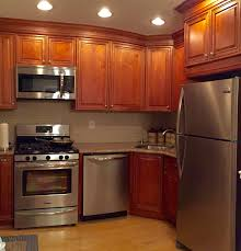 stylish kitchen design ideas with ideal color chosen red idolza