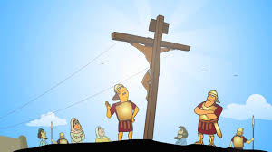 the easter story animated 1 3 jesus is nailed to a cross hd