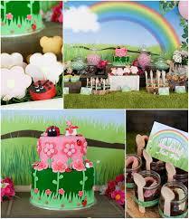 kara u0027s party ideas garden tea flower party planning ideas cake