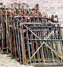 best 25 wrought iron gates ideas on iron gates