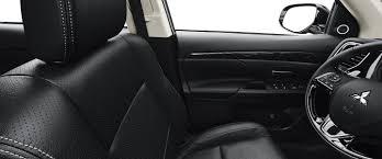 mitsubishi adventure 2017 interior seats 2018 mitsubishi outlander crossover mitsubishi motors