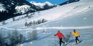 bbc travel cross country skiing in washington u0027s methow valley