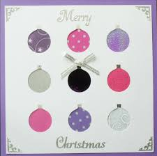 craftee exclusive christmas paper patchwork nines kits card