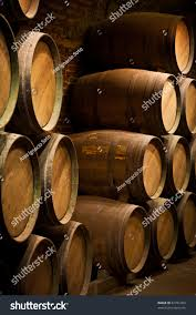 rows wine barrels aging cellar stock photo 87291499 shutterstock
