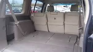 nissan pathfinder trunk space 2009 nissan pathfinder blk black stock b2936 trunk youtube
