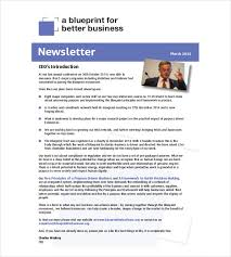 newsletter sample in word creature newsletter for kids 15 free